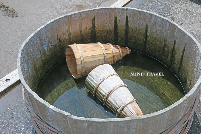 輪島 塩づくりの道具