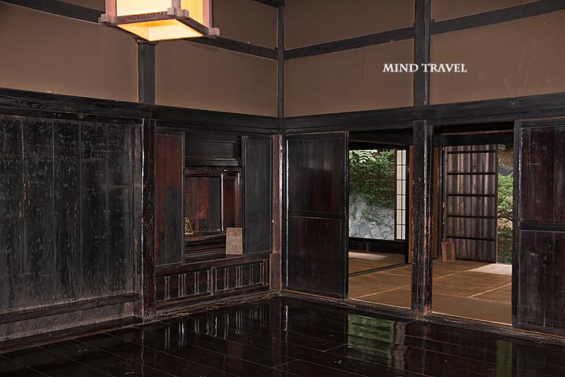 旧安西家住宅 仏壇