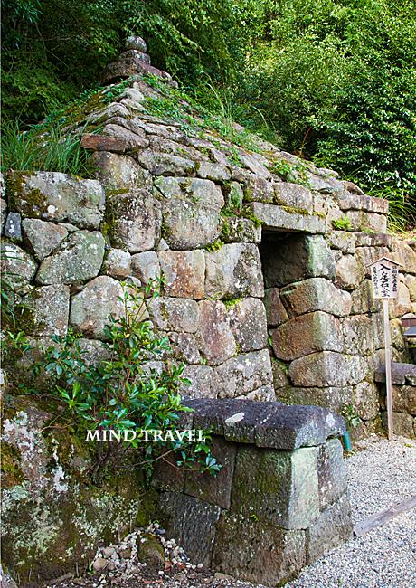 仏隆寺 入定石窟