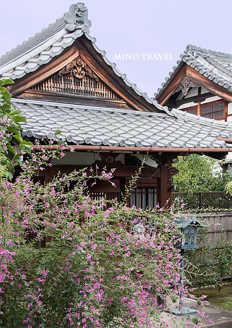 常林寺 地蔵堂 萩