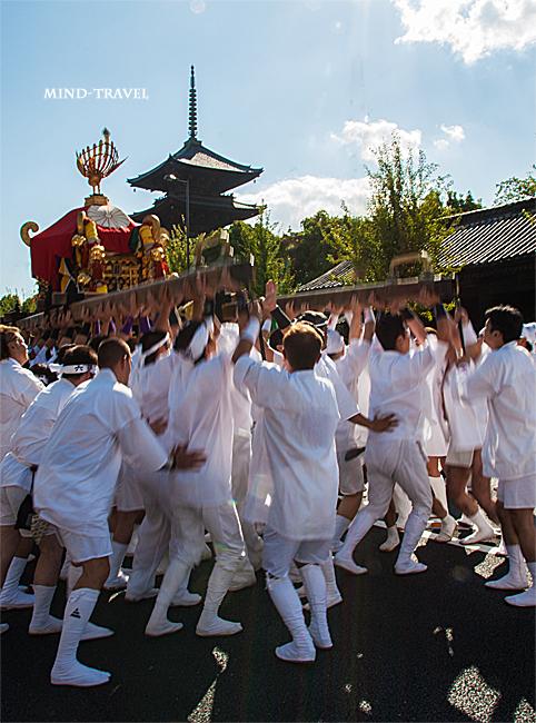 六孫王神社 神輿