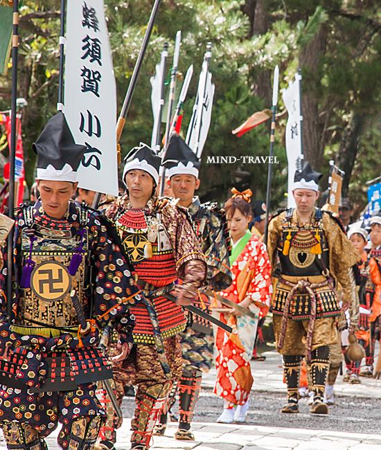 豊国神社(長浜) 豊公祭