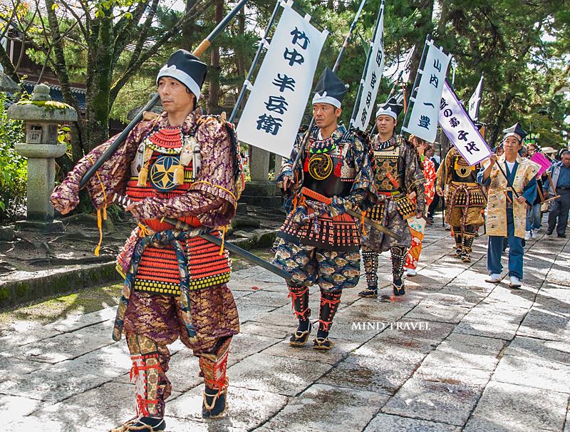 豊国神社(長浜) 豊公祭4