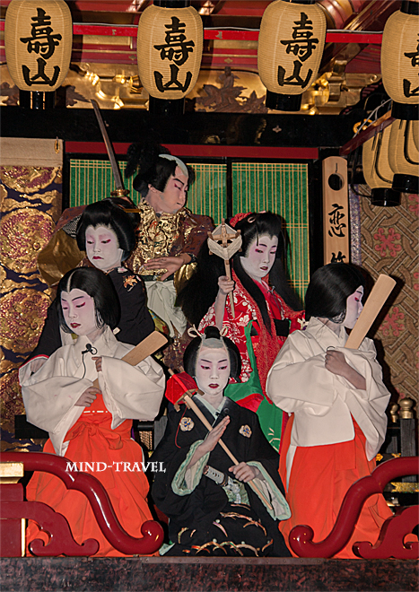 米原子供歌舞伎 寿山