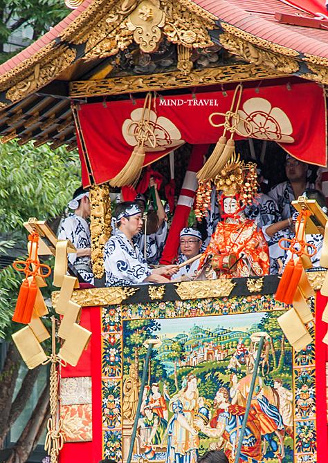 祇園祭 函谷鉾