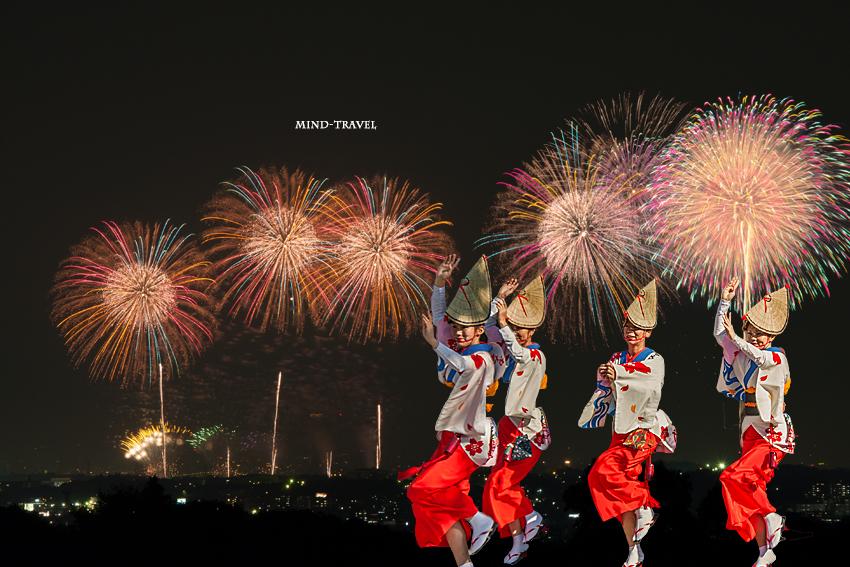 堺祭 阿波踊4