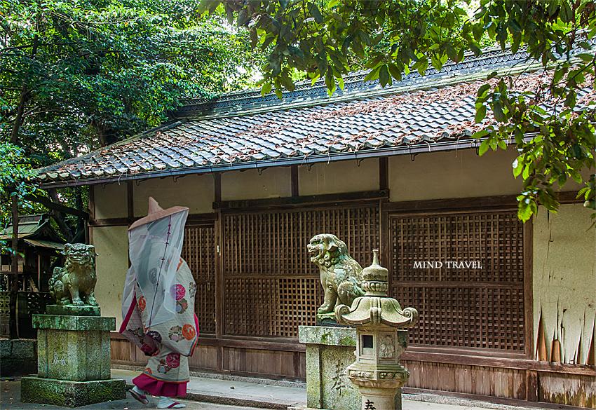 志貴御県坐神社
