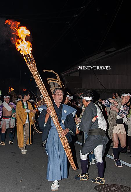 鞍馬の火祭4