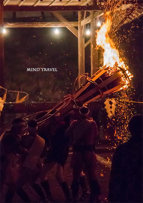 鞍馬の火祭3