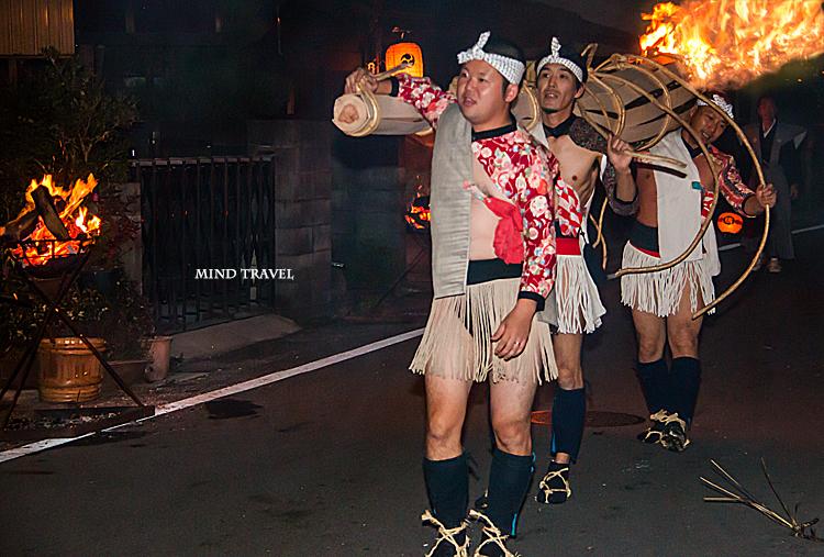 鞍馬の火祭5