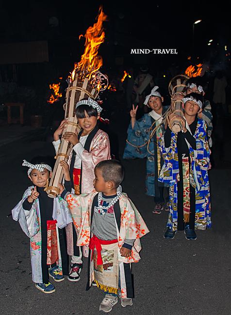 鞍馬の火祭7