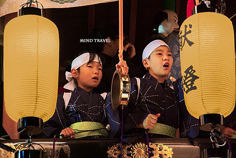 亀岡祭 お囃子