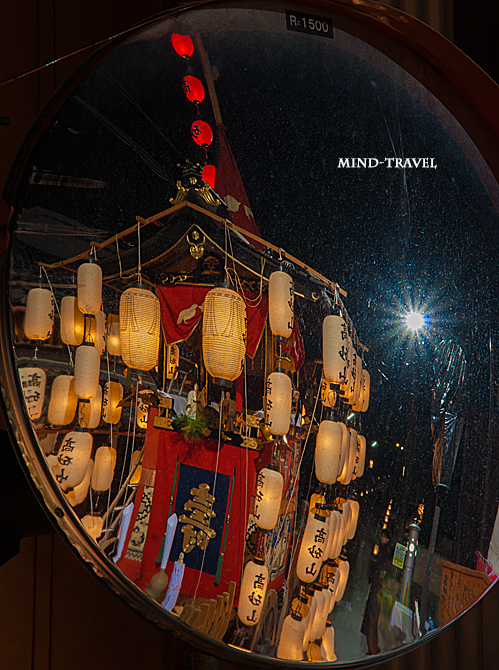 亀岡祭 高砂山