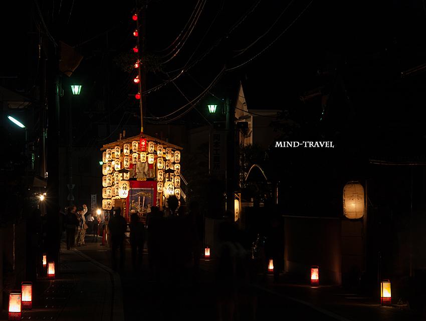 亀岡祭 八幡山2