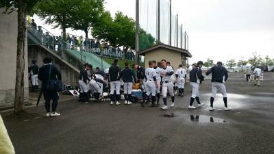 第134回北信越地区高等学校野球新潟県大会 2日目を