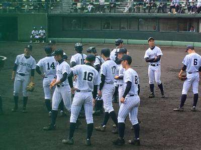 2016  第134回北信越地区高等学校野球新潟県大会 3回戦