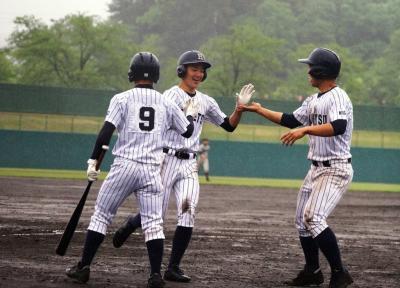 第134回北信越地区高等学校野球新潟県大会 4回戦