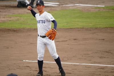 第134回北信越高校野球・新潟県大会(春季県大会)準決勝