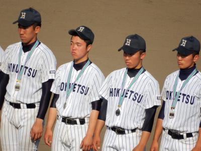 第134回北信越高校野球・新潟県大会(春季県大会)決勝