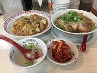 餃子の王将、中華飯&ラーメン