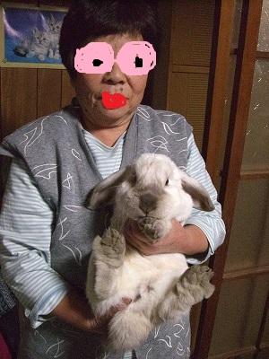 母とシュウ1