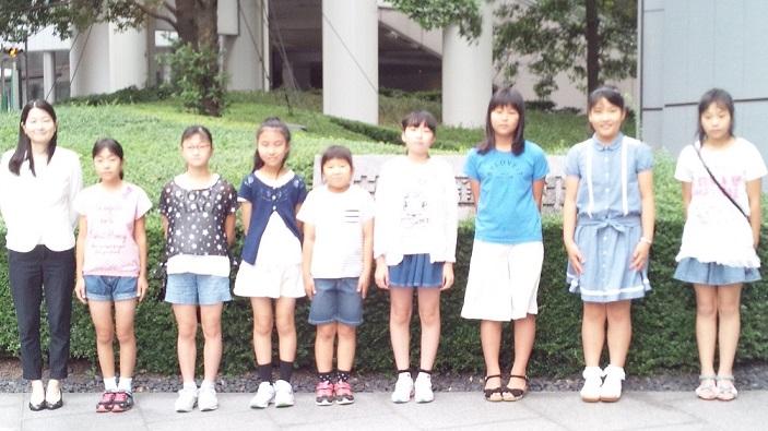 第10回小学生女子名人戦全国大会