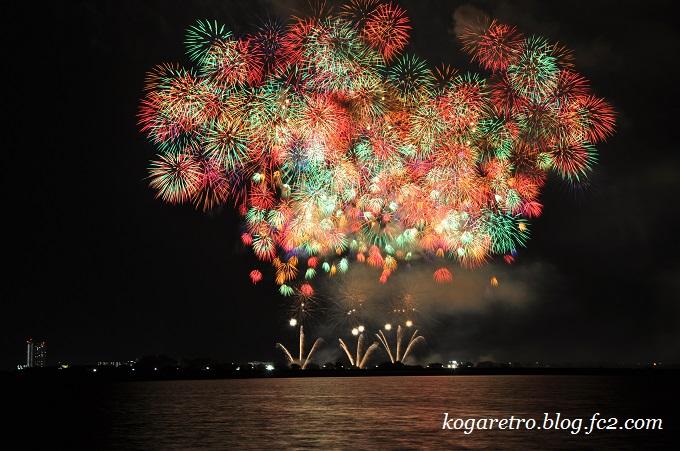 2016古河花火大会10