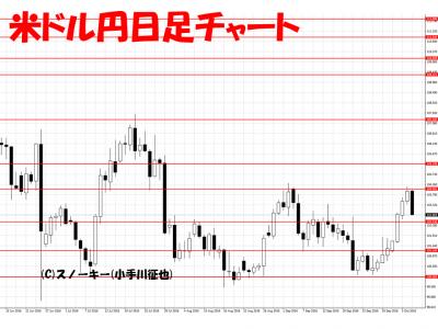 20161008米ドル円日足