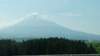 富士山201605