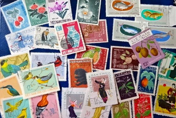 切手9-16ベトナム