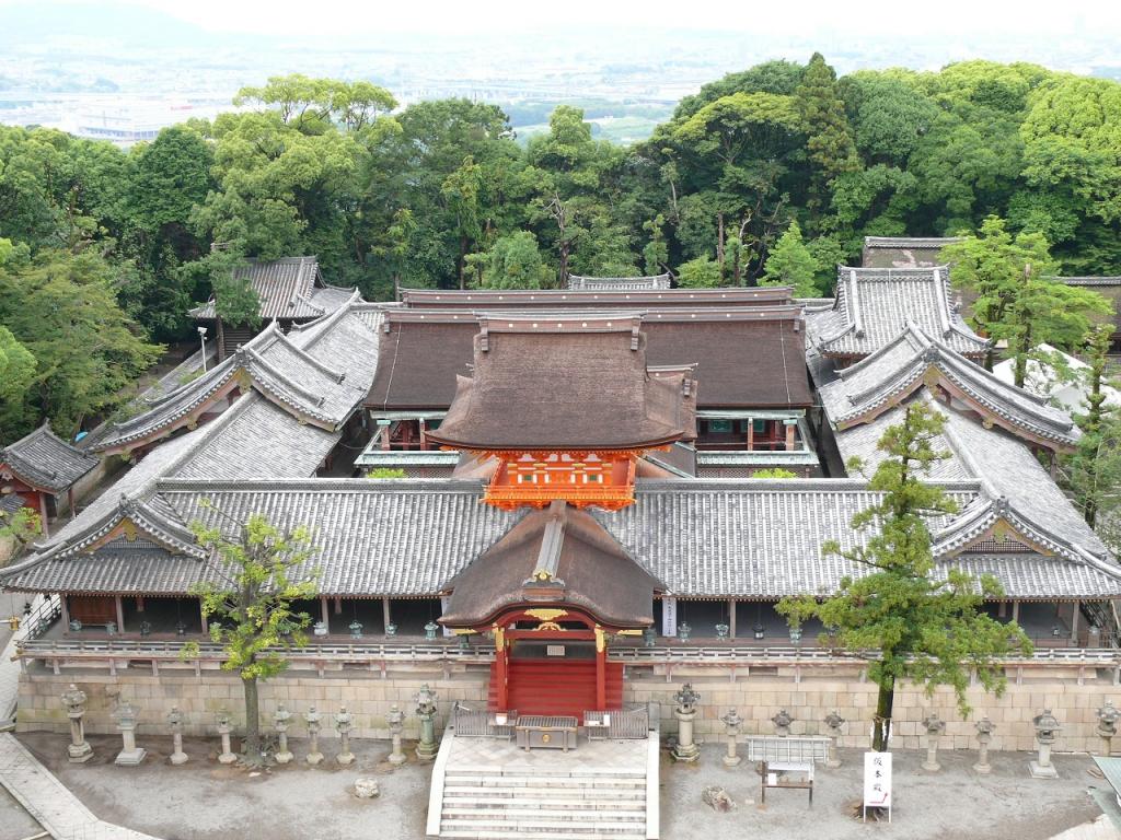 石清水八幡宮 (2)