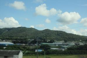 神戸へ向かう雲③