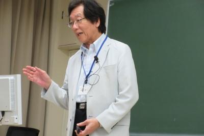 黒田兼一教授