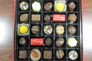 メリーさんのチョコレート