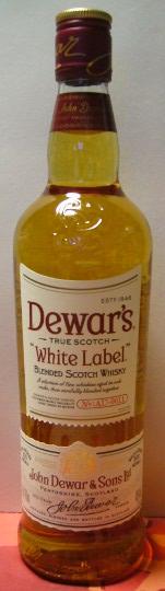 デュワーズ・ホワイトP1100318