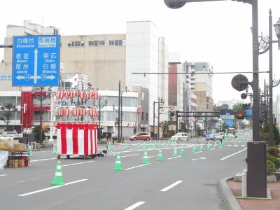 雨にも負けない夏祭り(釧路)