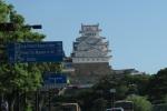 姫路城昼間