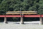 塩郷の吊橋3