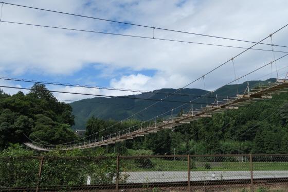 塩郷の吊橋5