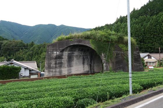 日本一短いトンネル2