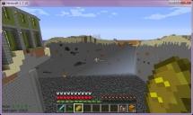 クァーリプラス採掘跡
