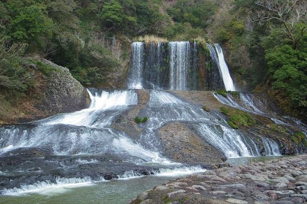 竜門の滝1