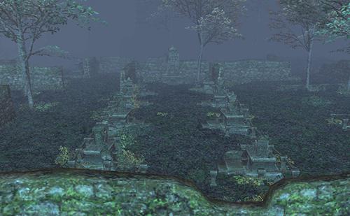 カダーバの浮沼