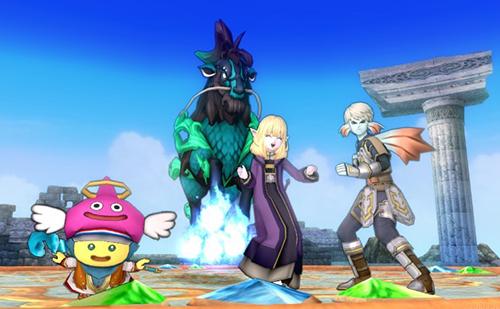 魔法の迷宮に初挑戦 「黒竜丸」が登場