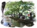 高瀬川界隈