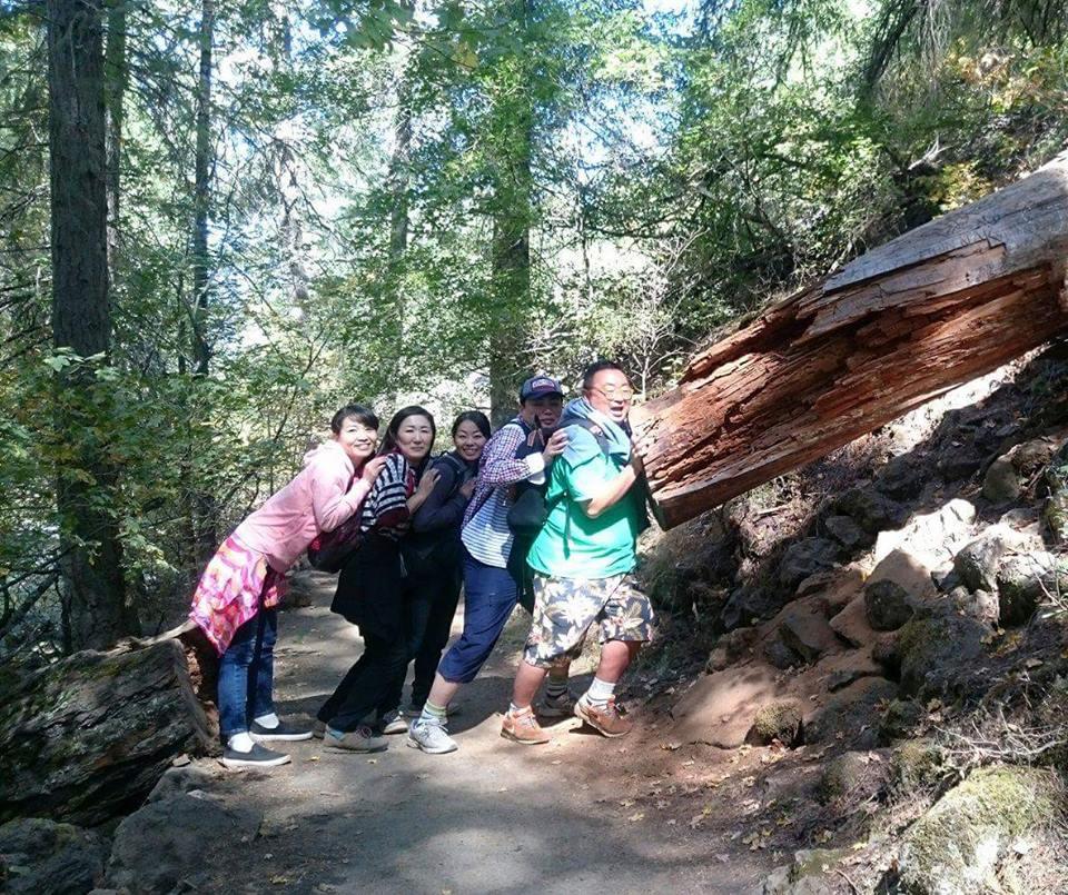 0921バーニーの滝トレイル
