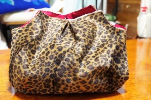 秋冬用のグラニーバッグ
