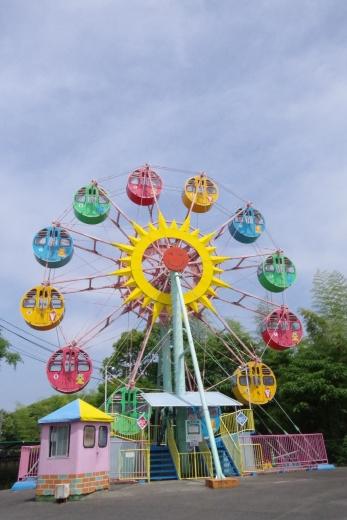 福岡市動物園の観覧車