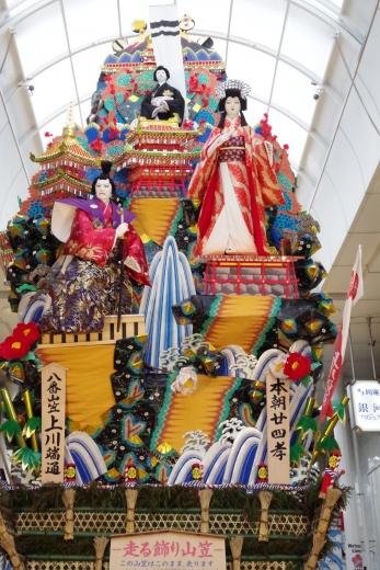 2016年川端商店街で撮影
