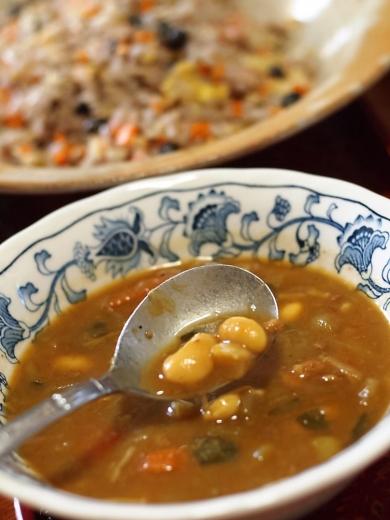奈良の産直の大豆
